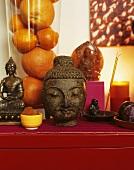 Buddha ornaments