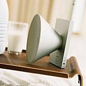 Ein Lautsprecher