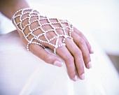 Die Hand einer Braut