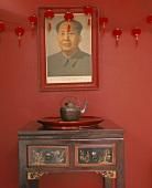 Chinesische Einrichtung