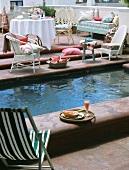 Ein Pool