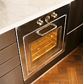 Switched-on oven