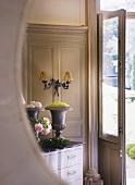 Interior in Château de la Verrerie (France)