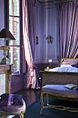 Room in Château de la Verrerie (France)
