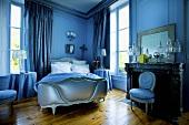 Room in Château de la Verrerie, France
