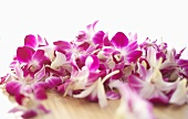 Thai orchids (edible flowers)