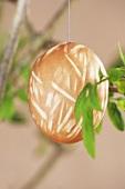 Hanging Easter egg