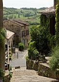 Altstadt von Cordes-sur-Siel (Tarn, Frankreich)