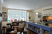 Interior of Home; Kitchen; Ontario Canada