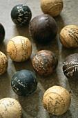 Pelota balls (Basque sport)