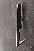 And handmade metal handle