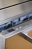 Dishwasher controls