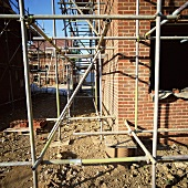 A building site for residential property