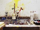 Künstlerwaschbecken