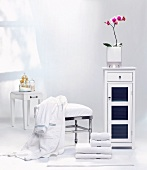 White Bathroom Decor Items