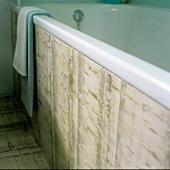 A bath tub (detail)
