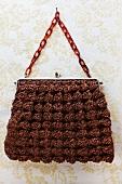 Crocheted handbag