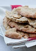 S. Tyrolean Schüttelbrot ('Shaken bread', a crisp bread)