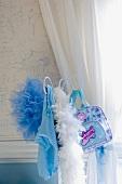 Curtain in Girl's Bedroom