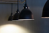 Detail modern pendant lights