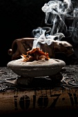 Burning mace (incense)