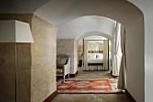 Guest room in Hotel Cap Rocat (Palma de Mallorca, Spain)