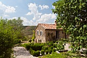 Italian holiday home in Umbria surrounded by picturesque landscape