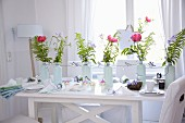 Spring table-decoration ideas