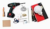 DIY tools and materials