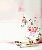Englisches Teestilleben