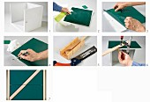 Instructions for revamping cabinet doors