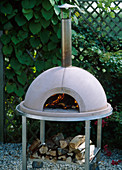 8 parts mobile pizza oven