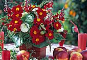 Bouquet, Dahlia, Antirrhinum