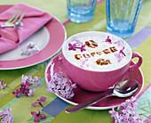 Syringa (lilac)