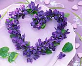 Sweet Violet heart