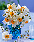 Bouquet of Narcissus and Matricaria