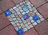 Lay mosaic