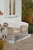 Winter garden furniture