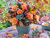 For drying suitable autumn bouquet