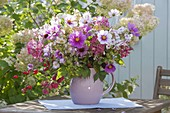Rustic Cosmos (daisies) bouquet, Pink (Rose)