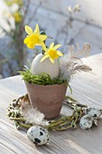 Small Easter decoration
