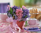 Hyacinthus, Muscari (Grape Hyacinth)