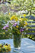 Meadow Bouquet Ranunculus acris, Silene dioica