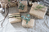 DIY-Verpackungsideen für Weihnachtsgeschenke