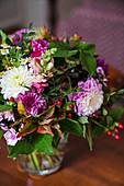 Autumnal bouquet