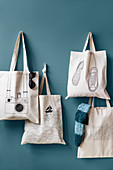 DIY cloth bags