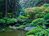 Japanese Garden, Portland, Oregon, USA