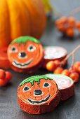 Halloween chocolates