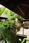 Ayurveda Spa in the Hotel Shanti Maurice (Mauritius)