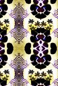 Kaleidoscopic pattern (print)